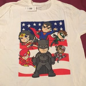 Other - Justice League T Shirt